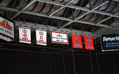 Retired Washington Bullets Numbers