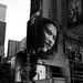 Face in Time Square by ShotsAtRandom