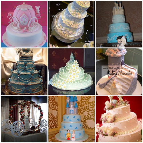 Cinderella Wedding Cake Ideas Cinderella Castle Wedding Cakes