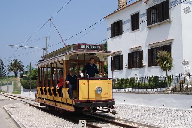 Trams de Sintra (Portugal)