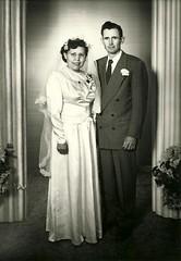 Wedding Flora Sombrero & Rulon Lind