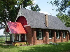 St. John's Episcopal Church, Rippon, West Virginia