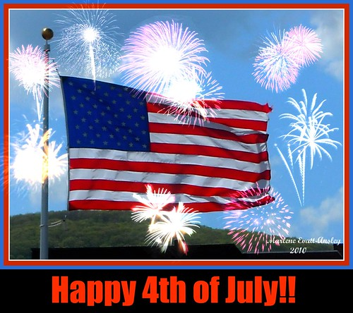 Have a Safe and Happy Independence Day!!