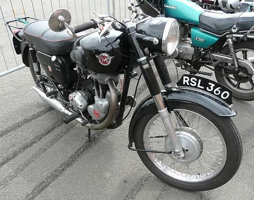 1957 Matchless 500