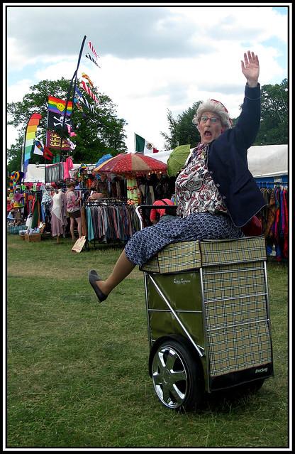 Granny Trolleys 76