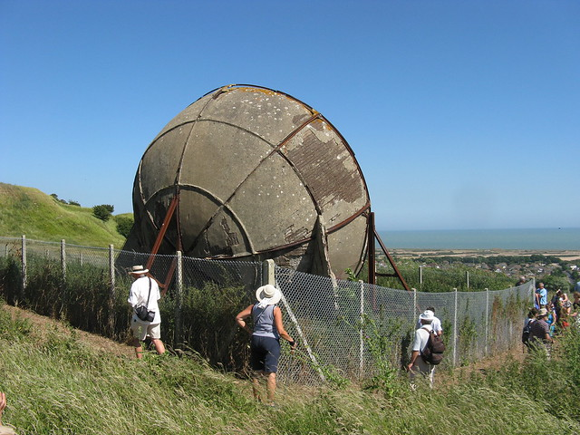 30 ft sound mirror, Hythe