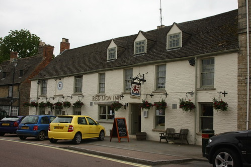Cricklade, High St, 074: Red Lion