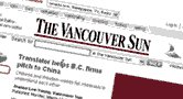 Vancouver freelance journalist