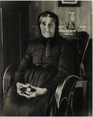 Peasant Woman, by August Sander 1913