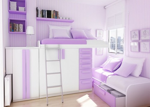 50 Thoughtful Teenage Bedroom Layouts by New Inspiration Home Design