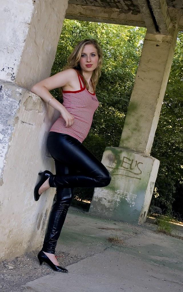 Blonde teen ladywoman hot fake agent uk 4