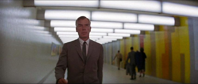 A capture from Boorman's Point Blank, cinematography by Philip H. Lathrop