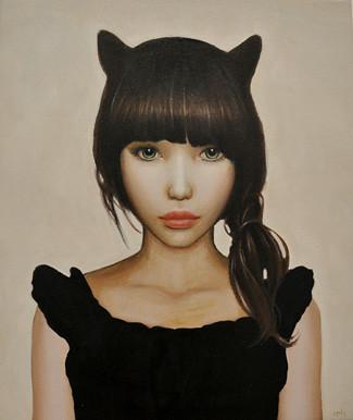 Melissa Haslam, Cat Girl