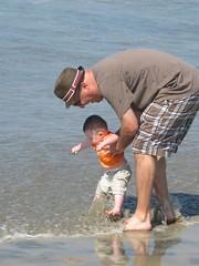 Isaac's 1st Vacation
