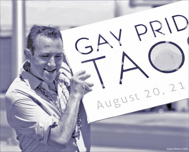 Albuquerque Gay Pride Parade 2010 -Gay Pride Taos Aug 20 &21
