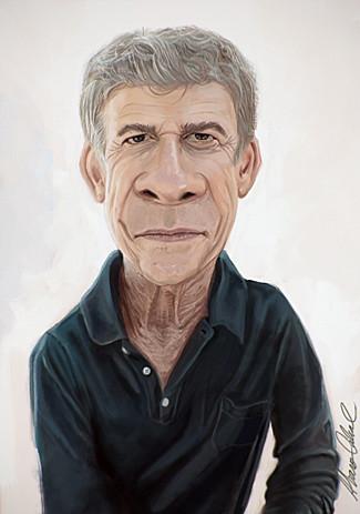 Caricatura José Mayer