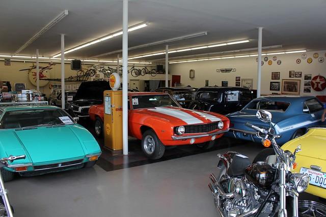 Vintage Motors Carnation 114