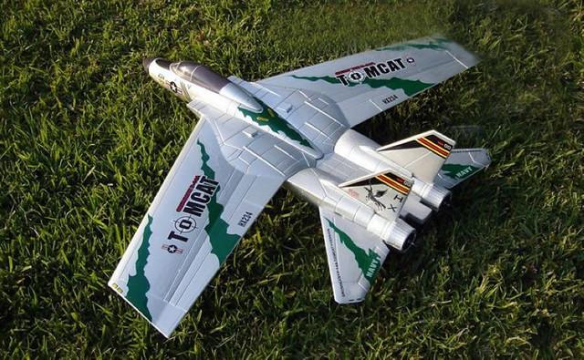 仿真f-14 战斗机 遥控滑翔机 飞机 固定翼 航模 234