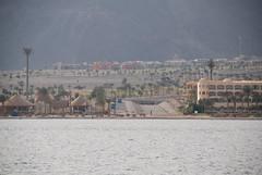 Taba Heights storm drain, Egypt