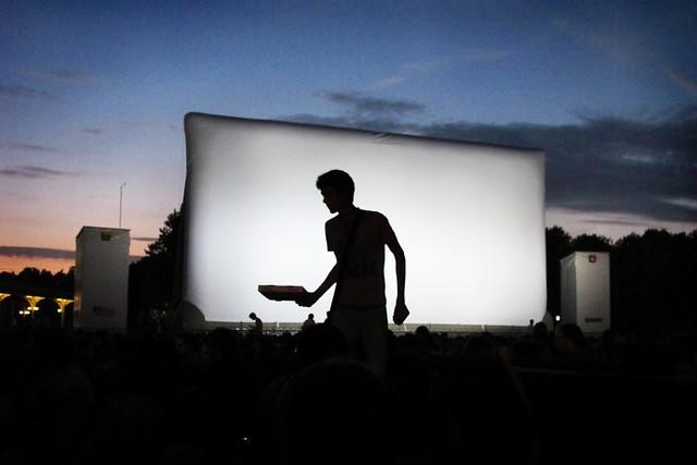 Cinéma en plein air à La Villette du 23 juillet au 24 août 2014