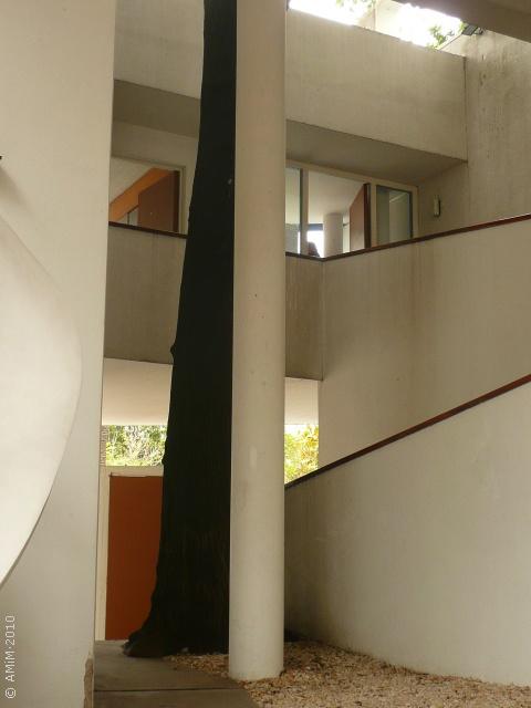 100420 14 La Plata Casa Curuchet Arq Le Corbusier