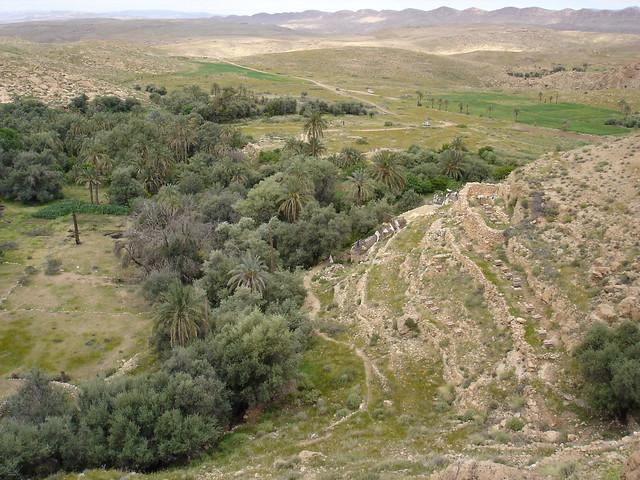 Bellala, south of Af Frah