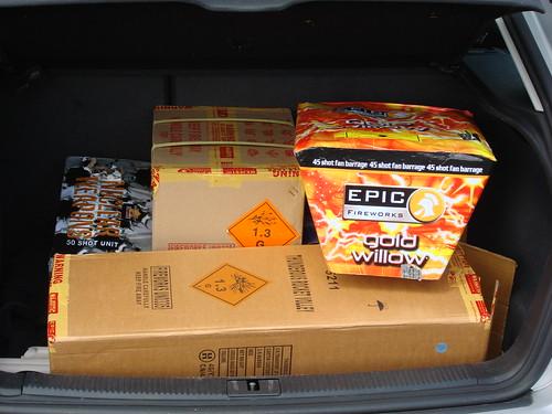 Epic Fireworks - Firework Party