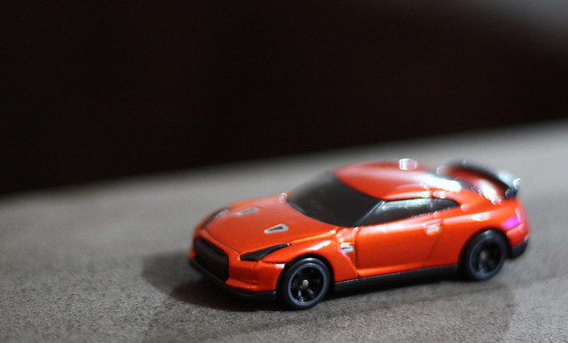 Hot Wheels Nissan Gtr Specv Flickr Photo Sharing