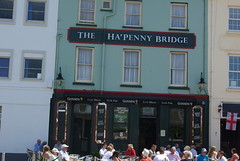 Ha'penny Bridge, St Helier, Jersey