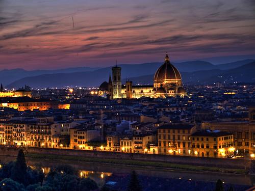 Duomo y Campanile.