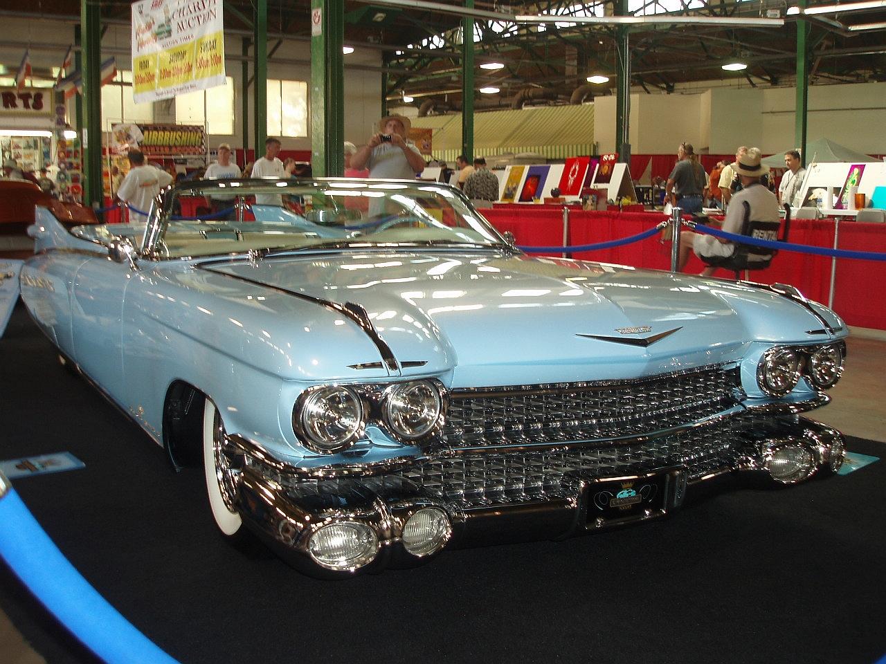 John D Agostinos Custom Made 1959 Cadillac Eldorado Sevill