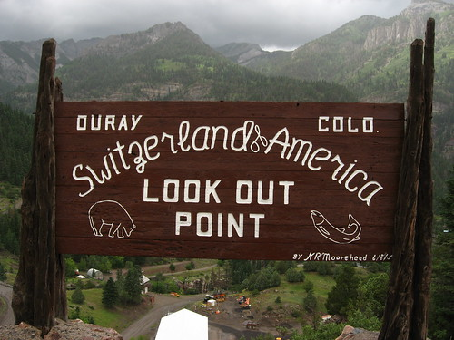 U.S. 550, Ouray, Colorado