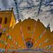 Templo de Santo Domingo HDR