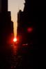 Manhattanhenge by Airicsson