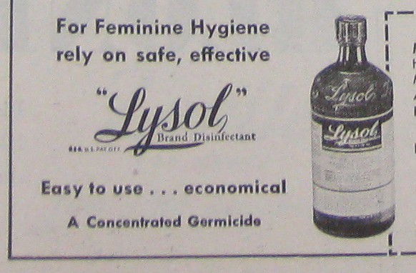 Douche Ad Lysol Flickr Photo Sharing