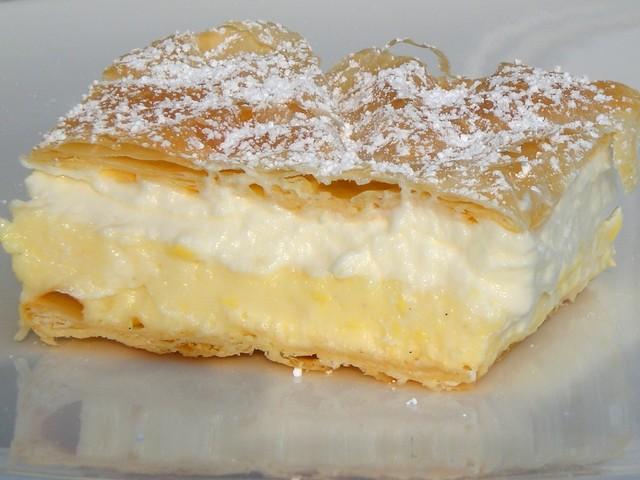 Original Bled Cream Cake Recipe
