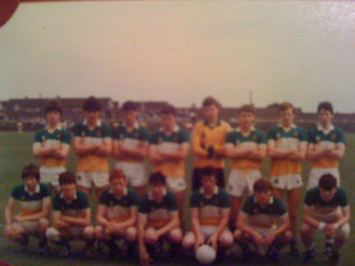 Offaly minors 1985