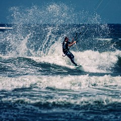 Kitesurfing Scheveningen