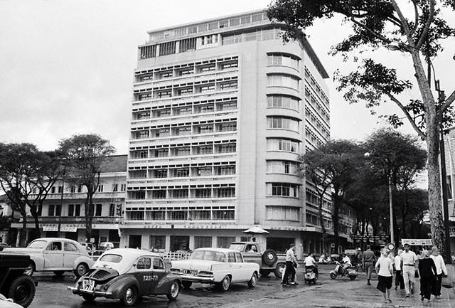 Saigon 1966 - Khách sạn Caravelle