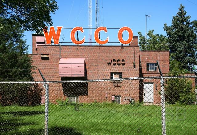 WCCO transmission building