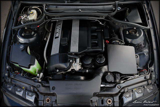 E46       engine       bay      Flickr  Photo Sharing
