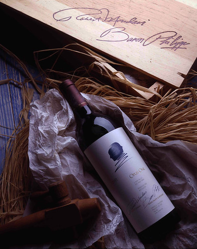 Opus one wine