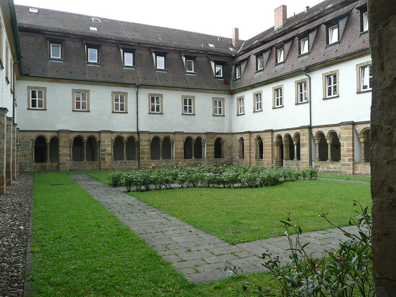 Carmelite Monastery, Bamberg, Germany - SpottingHistory com