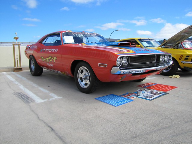 1970 dodge challenger drag - photo #16