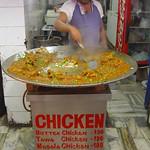 Delicious Street Chicken - Chandigarh, India
