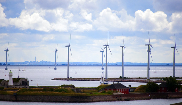 Danish Wind Turbines