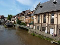 Strasbourg - Maisons colorées