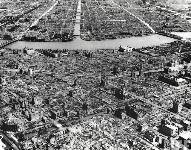 Tokyo 1945, by George Silk