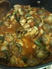 gravy, stew, curry, food, korma, dish, soup, cuisine, gumbo,