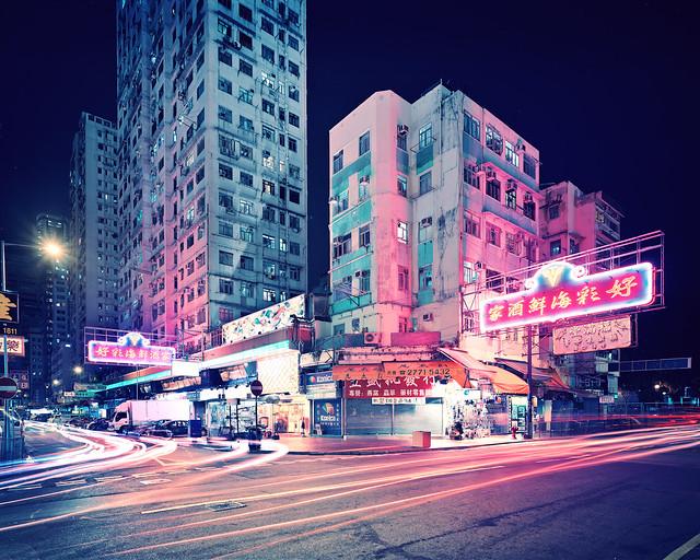 Hong Kong #91 -drumscan